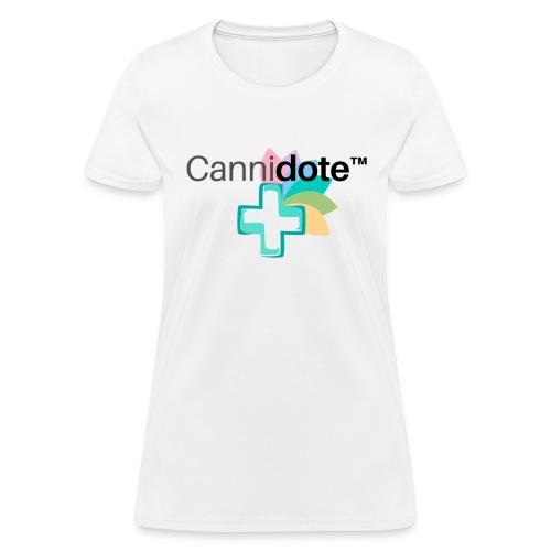 2 CANNIDOTE - Women's T-Shirt