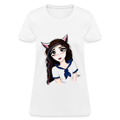 Catgirl - Women's T-Shirt