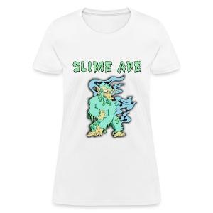 Slime Ape - Women's T-Shirt