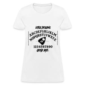 DOOMED - White - Women's T-Shirt