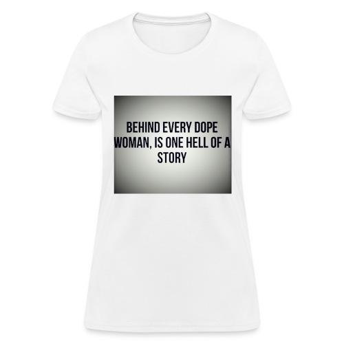 Dope Woman - Women's T-Shirt