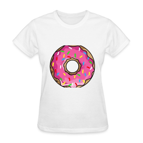 donut shirt - Women's T-Shirt