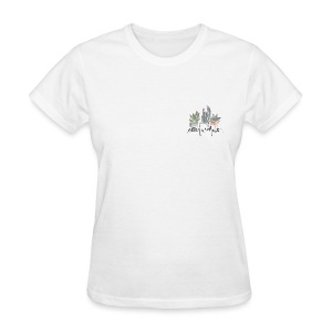 succulents - Women's T-Shirt