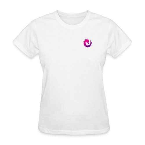 Dragon FraGZ_ logo - Women's T-Shirt