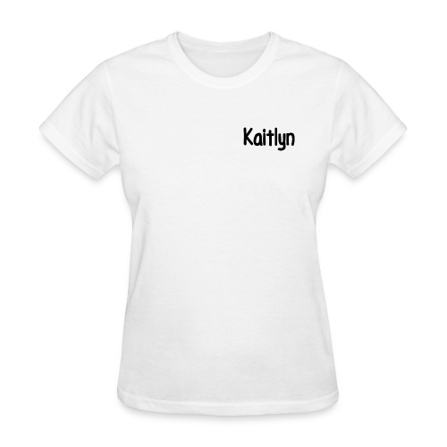 Kaitlyn - Women's T-Shirt