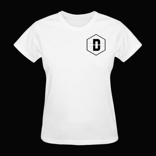 DALEY LOGO BLACK - Women's T-Shirt