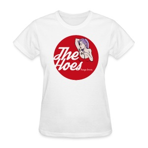 The Hoes Teenage Dreams REd - Women's T-Shirt