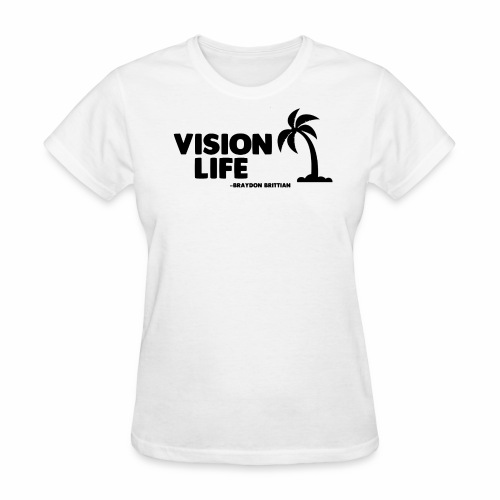 Vision Life Limited Edition Summer Tee - Women's T-Shirt