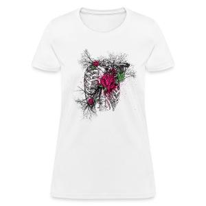 Dead roses - Women's T-Shirt