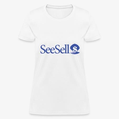 SeeSell Video Classifieds - Women's T-Shirt