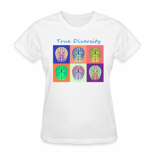 Support Viewpoint Diversity! - Women's T-Shirt