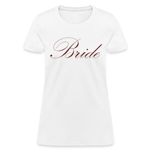 Rootbeer Bride - Women's T-Shirt