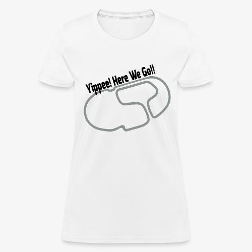 The Charlotte Roval - Women's T-Shirt