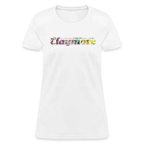 Claymore Attire [G1] - Women's T-Shirt