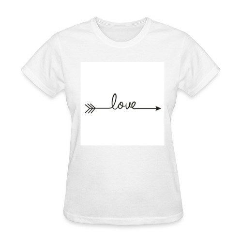 Sweet Love - Women's T-Shirt