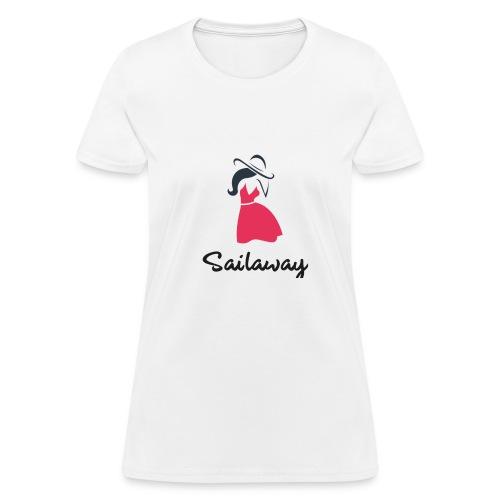 Sailaway - Women's T-Shirt