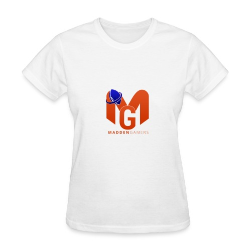 MaddenGamers MG Logo - Women's T-Shirt