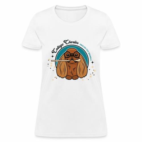 Cottage Charlies - Potter Fan - Women's T-Shirt