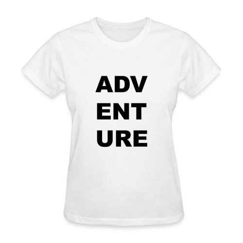 Adventure - Women's T-Shirt
