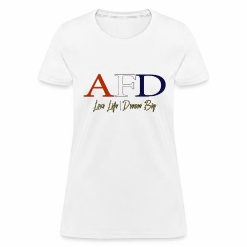 AFD Logo - Women's T-Shirt