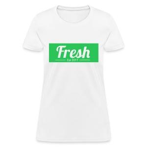 green logo - Women's T-Shirt