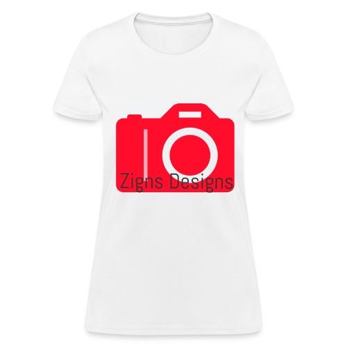 Zigns Designs - Women's T-Shirt
