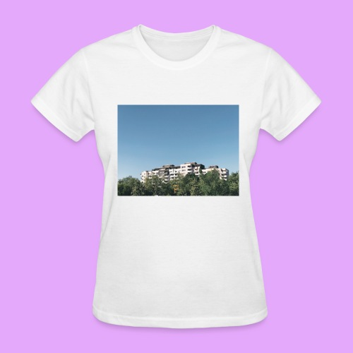 Berlin life is an easy life - Women's T-Shirt