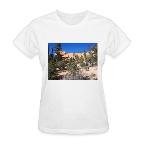 Fool on the Hill - Women's T-Shirt
