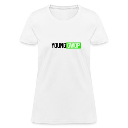 Young Gwop - Women's T-Shirt