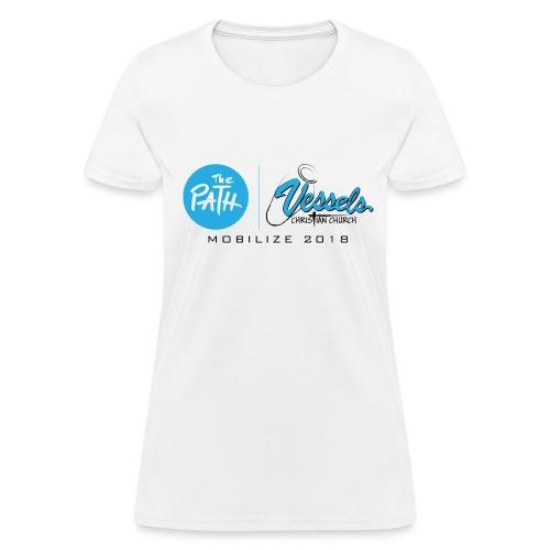 The Path VCC Mobilize 2018 - Women's T-Shirt