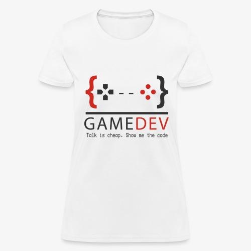 Game Developer - Women's T-Shirt