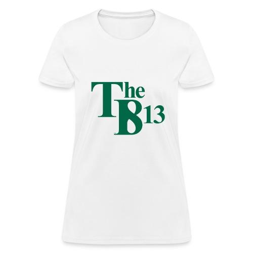 TBisthe813 GREEN - Women's T-Shirt