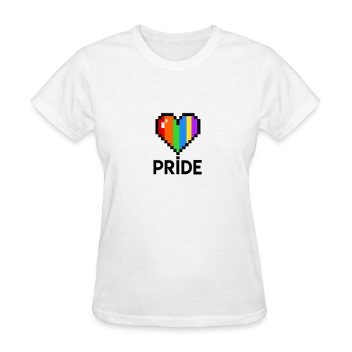 PIXEL Pride - Women's T-Shirt