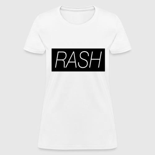 RASH Logo - Women's T-Shirt