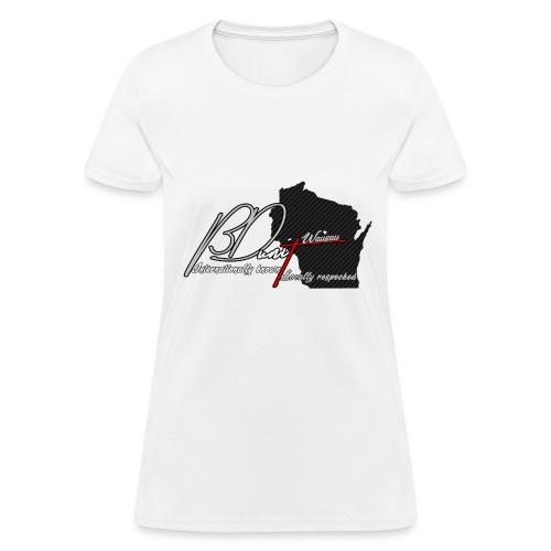bd2 - Women's T-Shirt