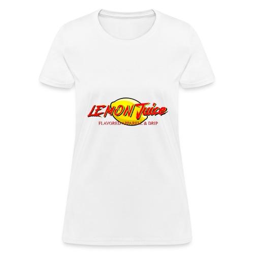 Lemon Juice - Women's T-Shirt
