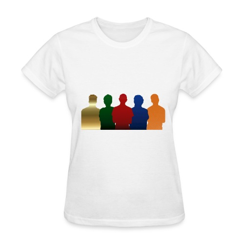 Game Lockdown Group - Women's T-Shirt