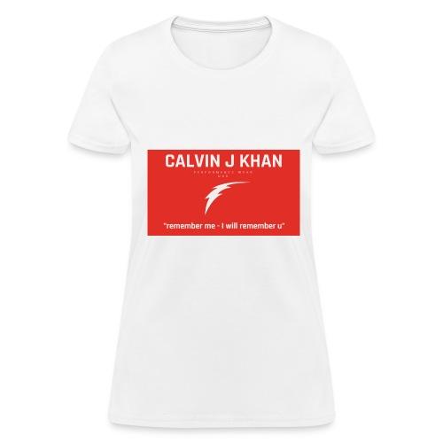 calvin logo 12 - Women's T-Shirt