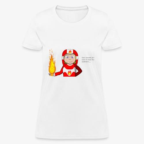 Fireworld - Women's T-Shirt