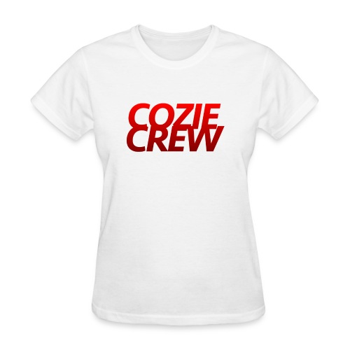 COZIECREW - Women's T-Shirt
