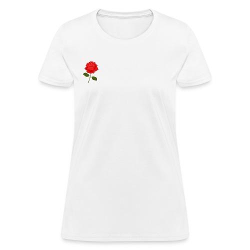 Rose Shirt - Women's T-Shirt