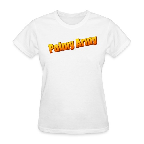 Palmy Army - Women's T-Shirt