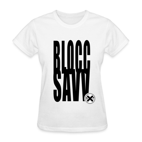 blocc savv - Women's T-Shirt