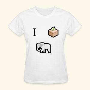 I voted Republican - Women's T-Shirt