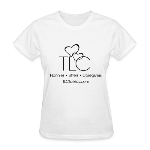 TLC Black Logo - Women's T-Shirt
