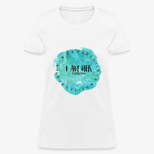 I AM HER - Women's T-Shirt