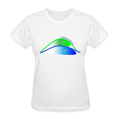 Parks Bros Logo w/ Words - Women's T-Shirt