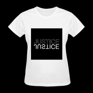 Justice - Women's T-Shirt