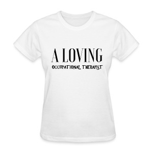 A loving OT - Women's T-Shirt