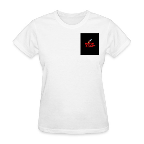 Blast off Asap logo - Women's T-Shirt